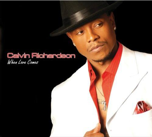 WHEN LOVE COMES BY RICHARDSON,CALVIN (CD)