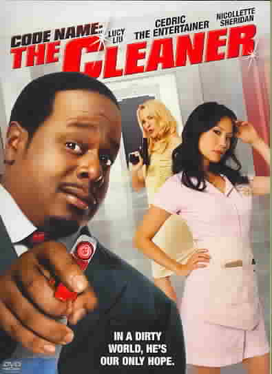 CODE NAME:CLEANER BY CEDRIC THE ENTERTAIN (DVD)